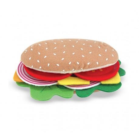 Sandwich z filcu - Melissa & Doug
