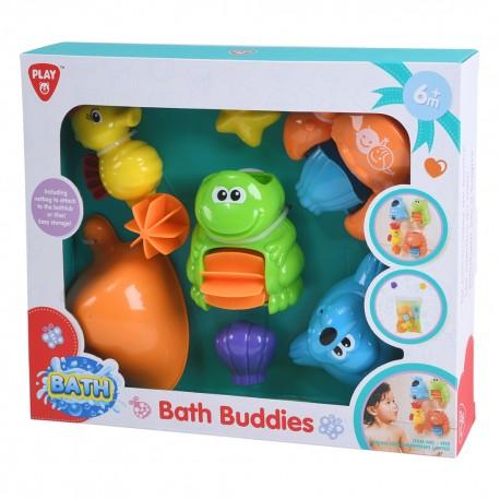 PLAY GO Sada hračiek do vane - Kamaráti do kúpeľa