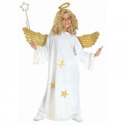 Detský karnevalový kostým - Anjel veľ. 140 cm