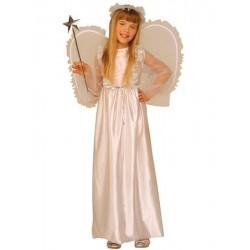 Detský karnevalový kostým - Anjel s krídlami