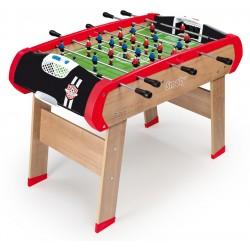 Drevený futbalový stôl BBF Champions Smoby s 2 loptičkami