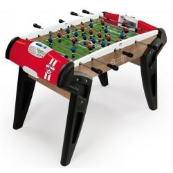 Drevený futbalový stôl BBF Nr. 1 Smoby s 2 korkovými loptičkami