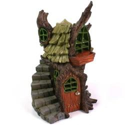 Domček pre miniatúrne záhradky - Strom