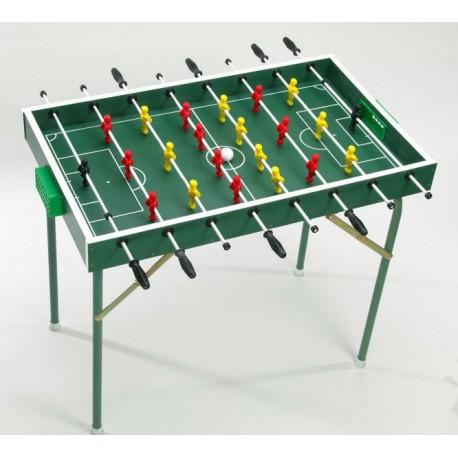 Drevený futbalový stôl 91 x 53 cm