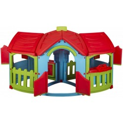 MARIAN PLAST Detský záhradný domček Grand Vila
