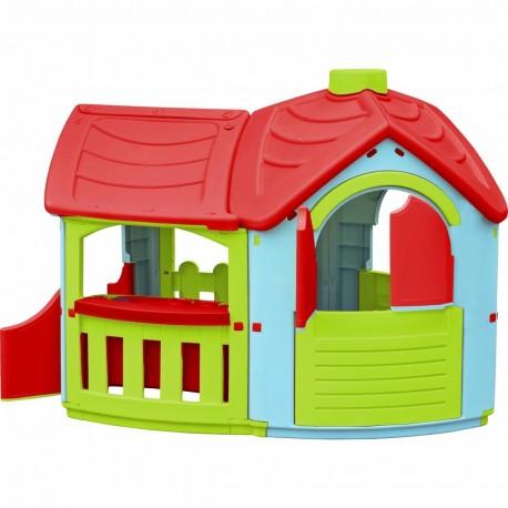 MARIAN PLAST Detský záhradný domček Triangle Villa