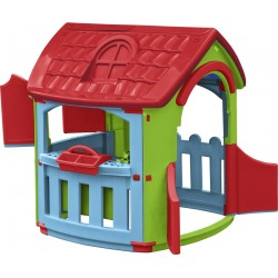 MARIAN PLAST Detský záhradný domček s dielňou Workshop