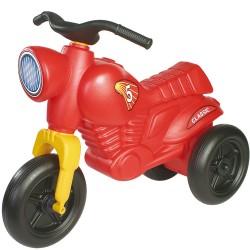Detské odrážadlo Classic 5 Maxi motorka - červená