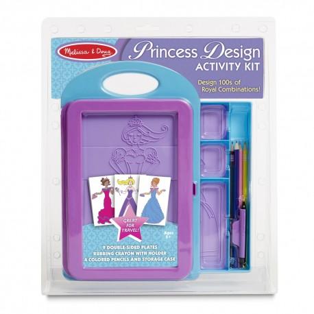Módny návrhársky set - Princezná