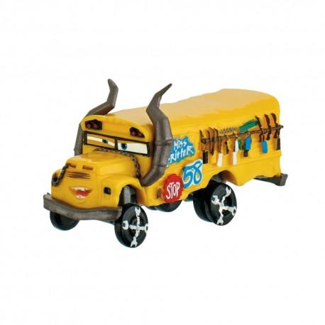 Bullyland Autá 3 - Miss Fritter autíčko rozprávková figúrka