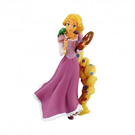 Bullyland Rapunzel s paletou rozprávková figúrka