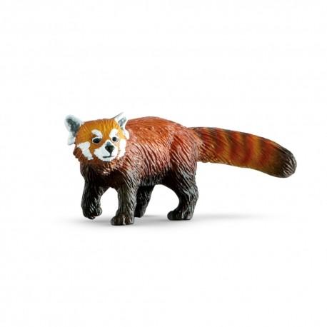 Bullyland panda červená figúrka