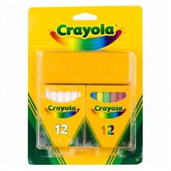 Crayola - sada kried 2x12 ks
