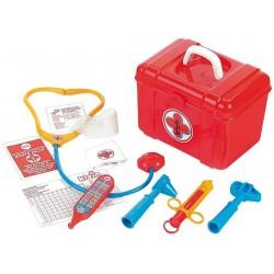 KLEIN TOYS - Doktorský kufrík 10-dielny