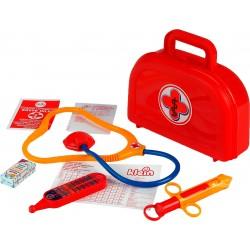 KLEIN TOYS - Doktorský kufrík 6-dielny