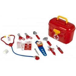 KLEIN TOYS - Doktorský kufrík poschodový 12-dielny