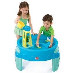 STEP2 Detský stolík na vodu alebo piesok s vodným mlynom
