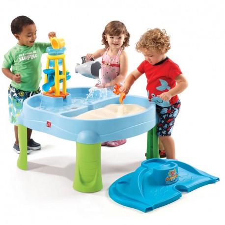 STEP2 Detský stolík na vodu a piesok Piesočná zátoka