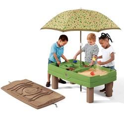 STEP2 Detský stolík na piesok a vodu Activity Center