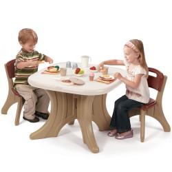 STEP2 Detský stolík so stoličkami TeaTime