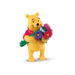 Bullyland Macko Pooh - Macko Pu s kvetmi