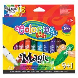 Colorino - farebné fixky meniace farbu