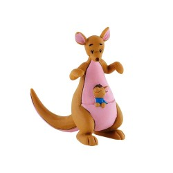 Bullyland Macko Pooh - Kengura Kanga rozprávková figúrka