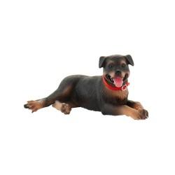 Bullyland psík - Rottweiler Fiona figúrka