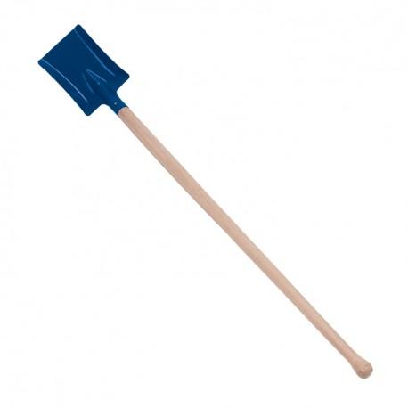Detské záhradné náradie - 50 cm modré - lopata
