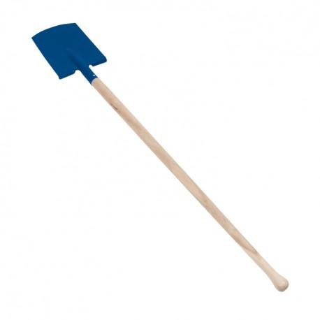 Detské záhradné náradie - 60 cm modré - rýľ