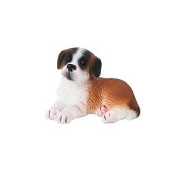 Bullyland psík - Bongo šteniatko Bernardína figúrka