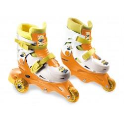 MONDO Detské kolieskové korčule In Line Minion made veľ.29-32