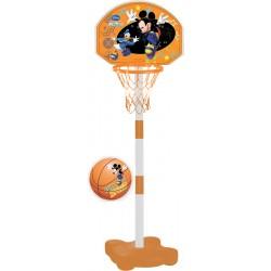 MONDO Detský basketbalový kôš pre deti Mickey s loptou