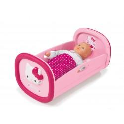 SMOBY Kolíska pre bábiky Hello Kitty
