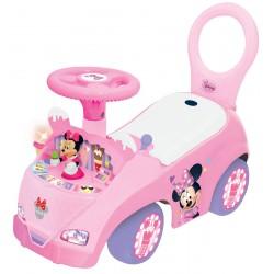 KIDDIELAND Detské odrážadlo Activity Minnie so svetlom a zvukom
