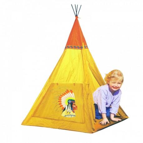 IPLAY Detský stan na hranie Indián