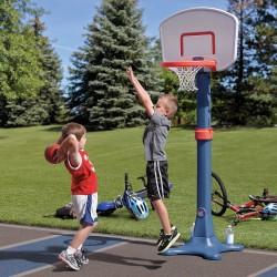 Basketbalová sada - basketbalový kôš a basketbalová lopta