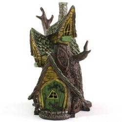 Domček pre miniatúrne záhradky - Kmeň stromu