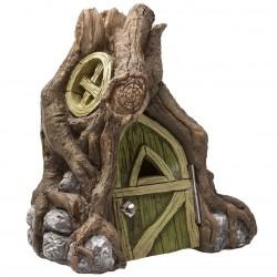 Domček pre miniatúrne záhradky - Koreň stromu