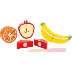 Legler Drevené krájanie - ovocie