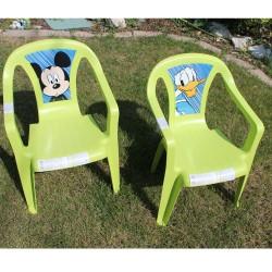 Stolička pre deti - Disney Mickey - 1 kus