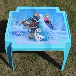 Detský stolík Frozen Ľadové kráľovstvo
