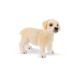 Bullyland psík - Sunny Golden Retriever šteniatko figúrka