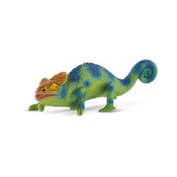Bullyland Chameleón figúrka