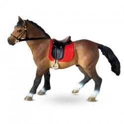 Bullyland kone - Hannoverský žrebec figúrka