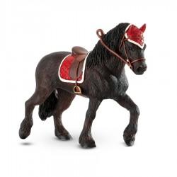 Bullyland kone - Fríska kobyla figúrka