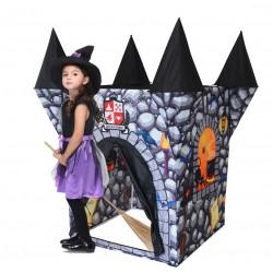 IPLAY Detský stan na hranie Zámok pre bosorky