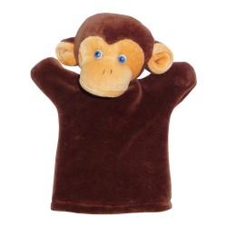 Plyšová divadelná maňuška - Opica