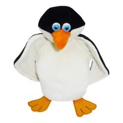 Plyšová divadelná maňuška - Pingvin