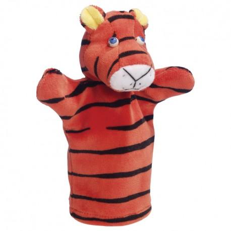 Plyšová divadelná maňuška - Tiger